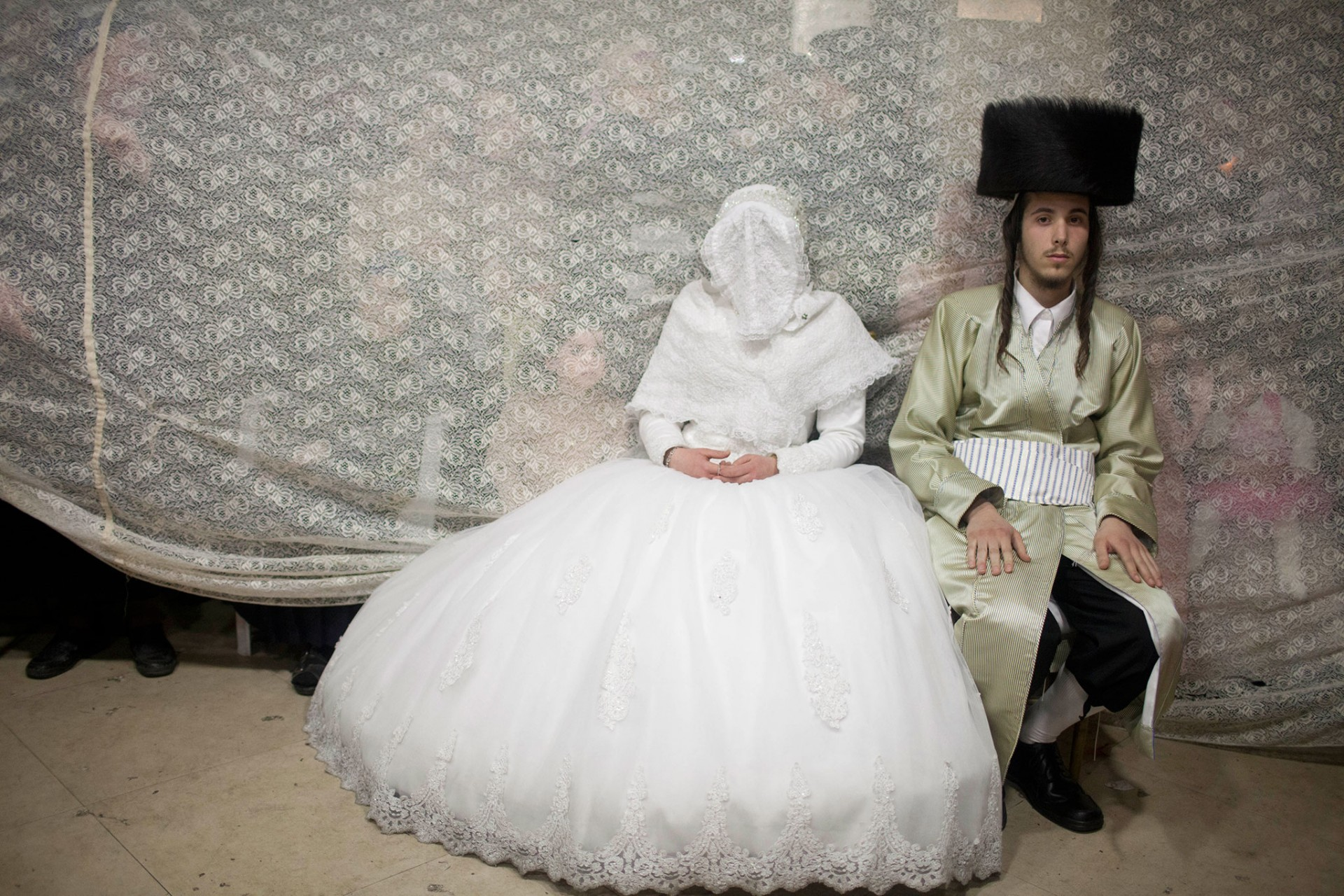Ultra Orthodox Jewish Wedding Lior Mizrahi Photographer