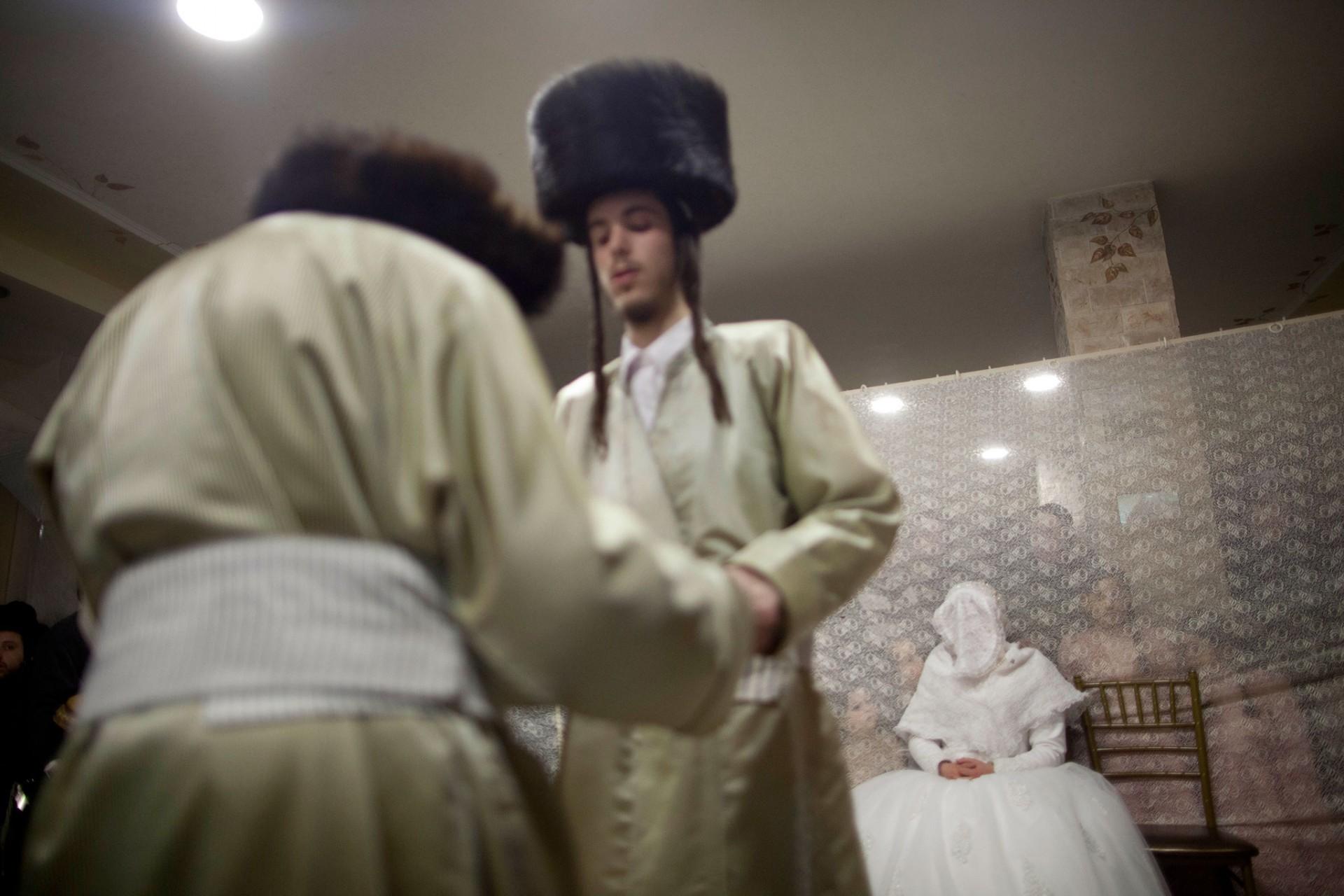 Ultra Orthodox Jewish Wedding