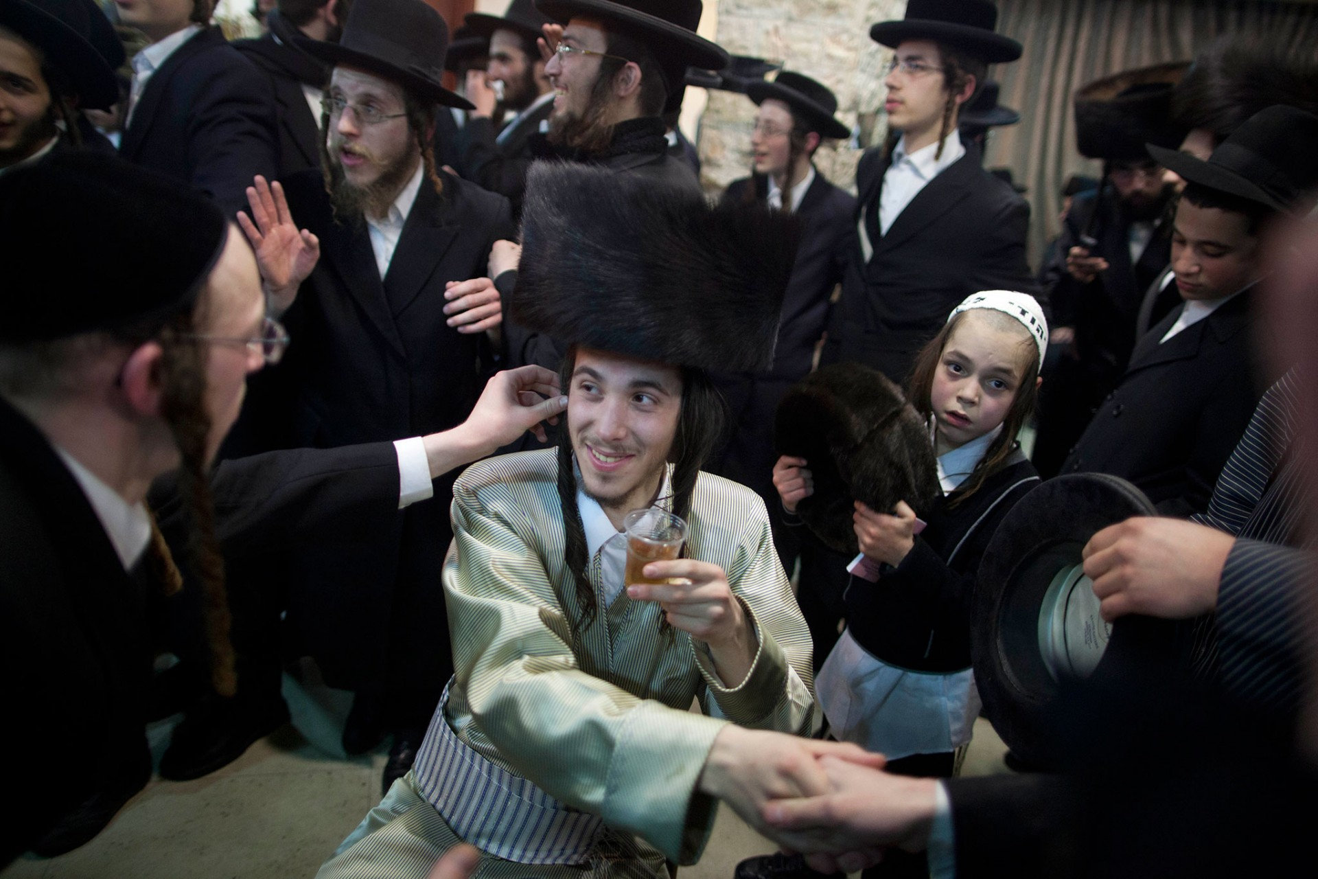 Haredi Jews In Israel: Ultra-Orthodox Jewish Wedding