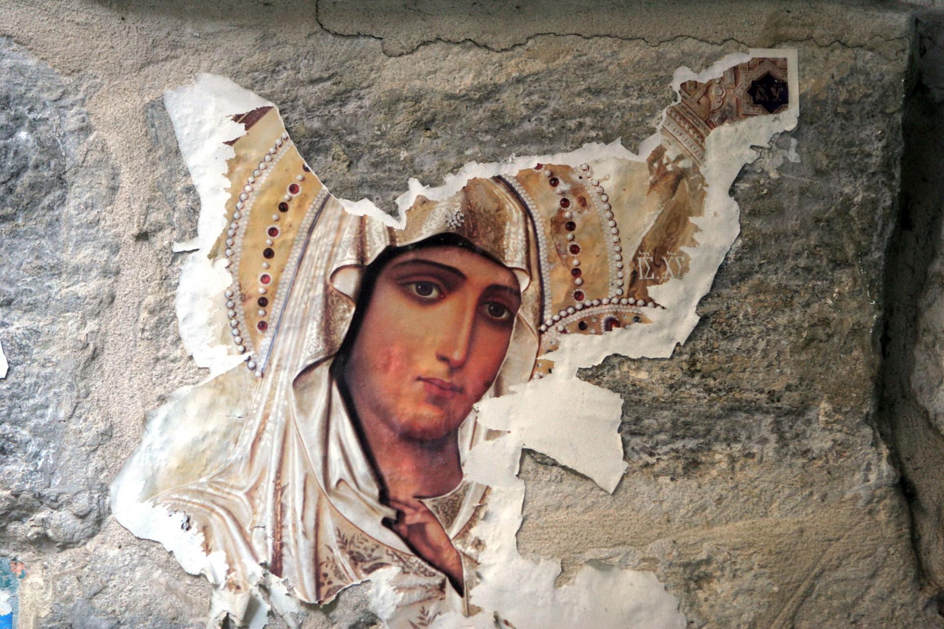 MIDEAST ISRAEL PALESTINE CHRISTMAS