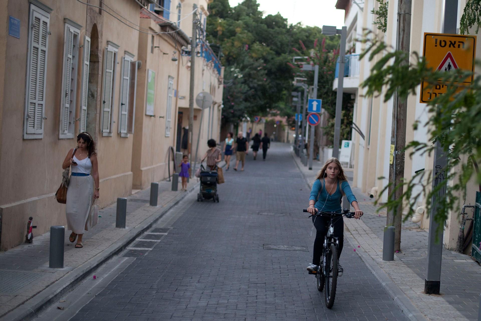 Life In Tel Aviv