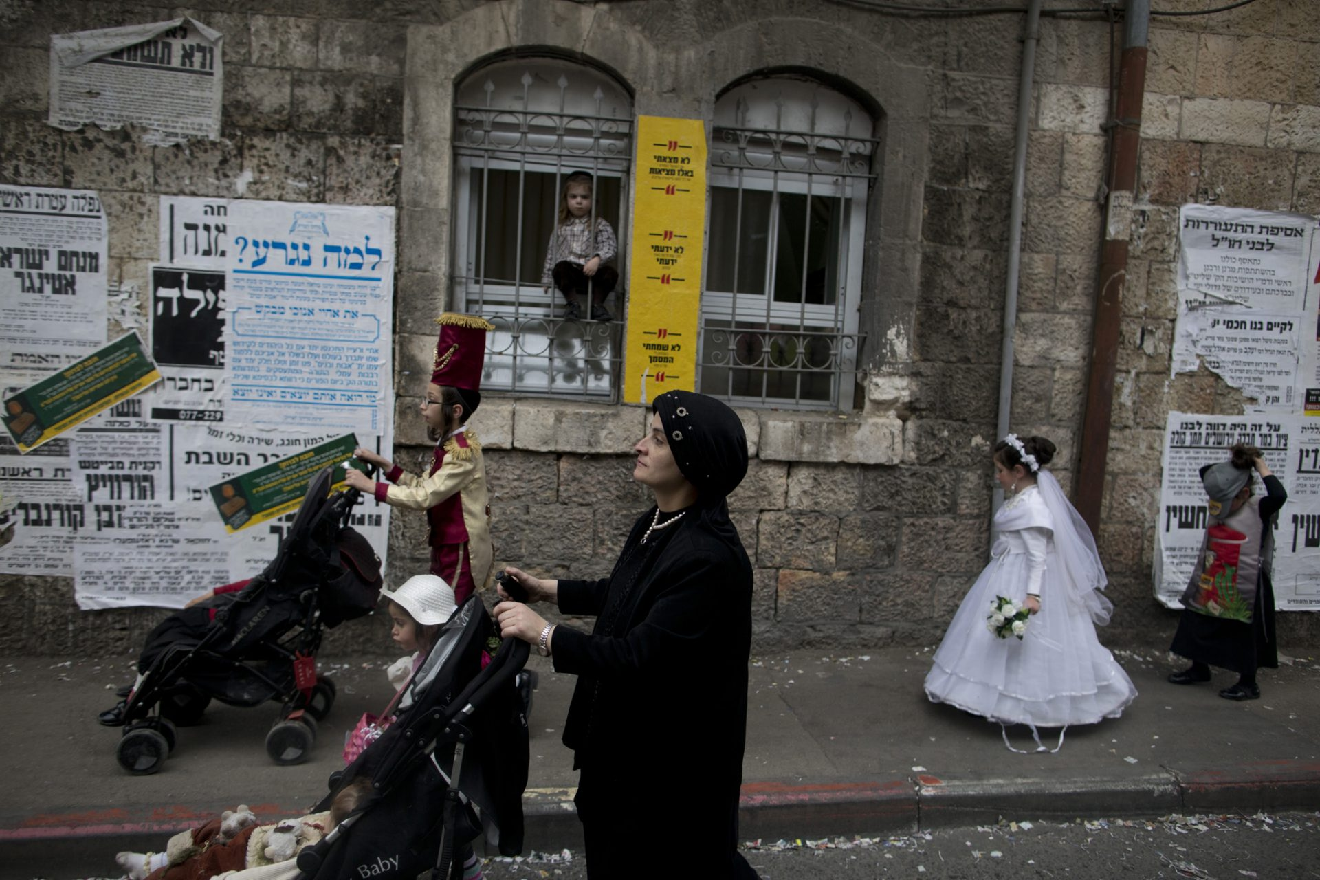 Celebrations For Jewish Holiday Purim