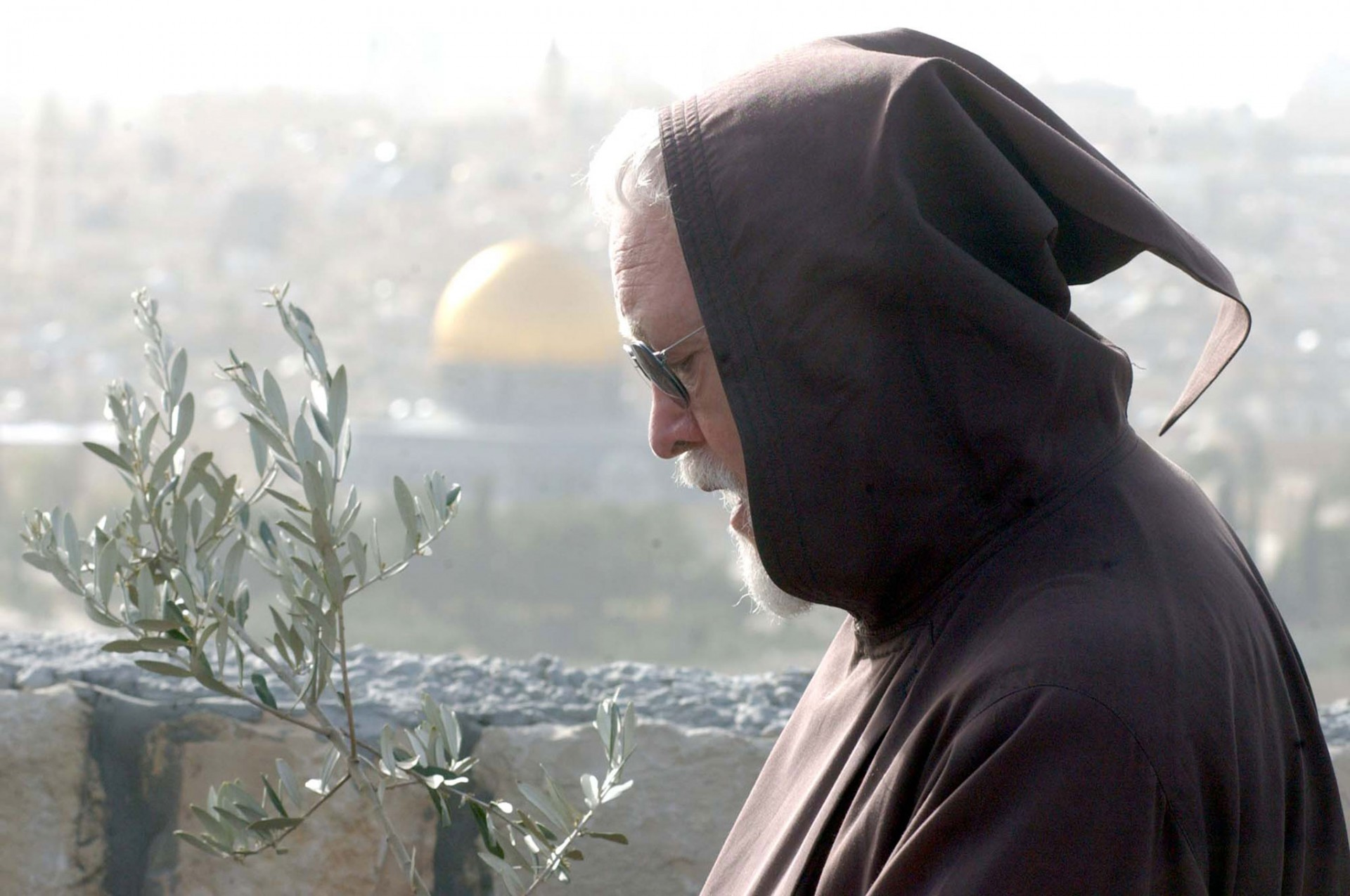 Palm Sunday, Jerusalem 2002