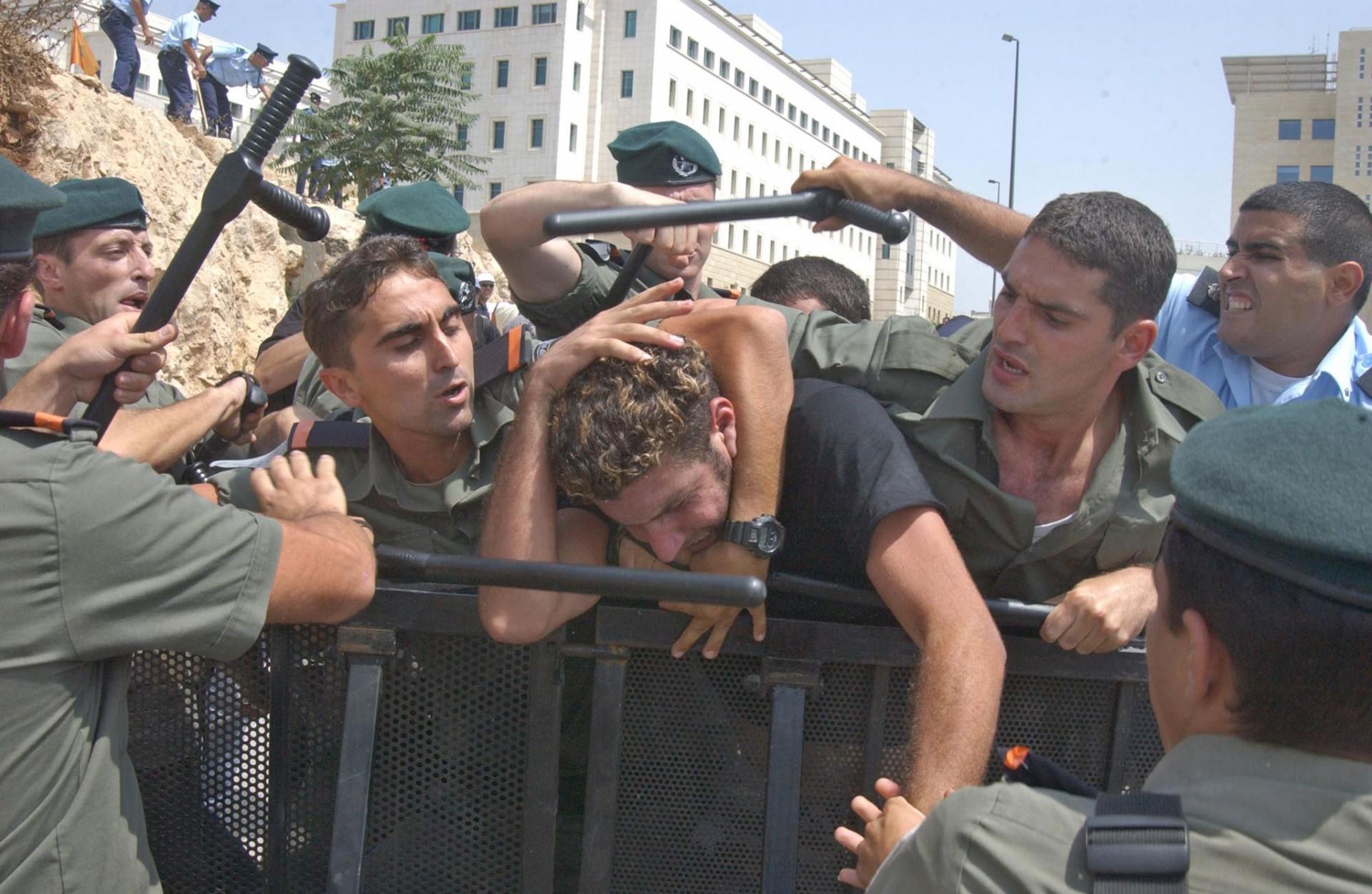 Jerusalem, 2003