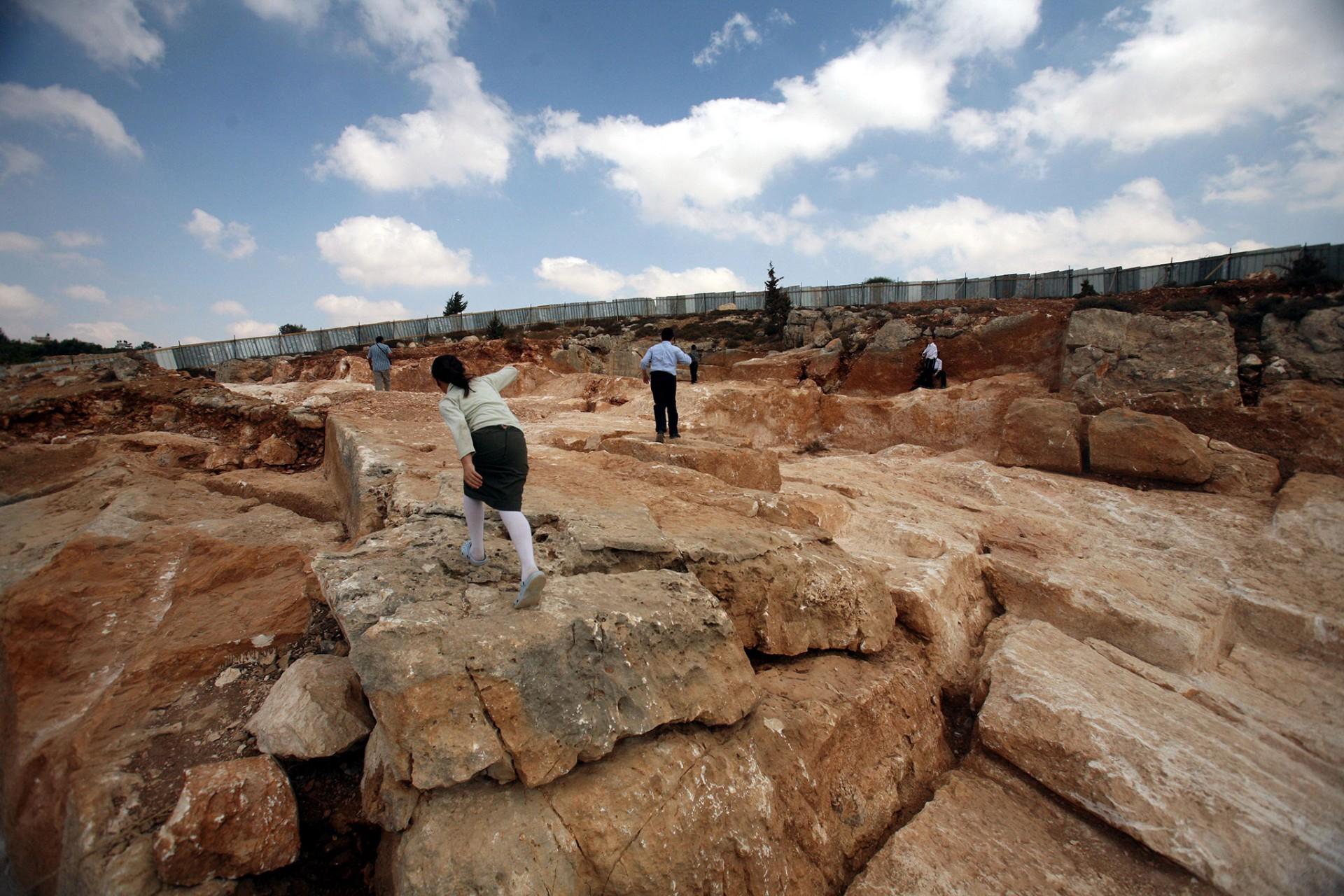 Jerusalem, 2007