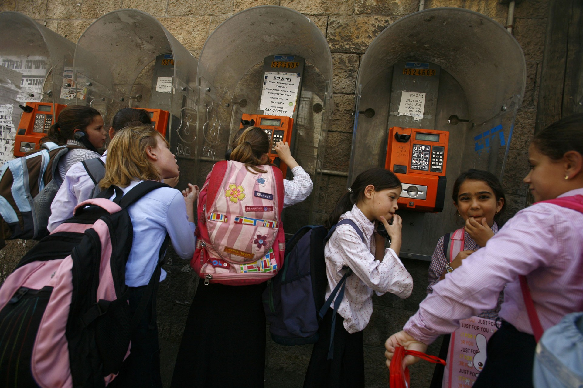 Jerusalem, 2008