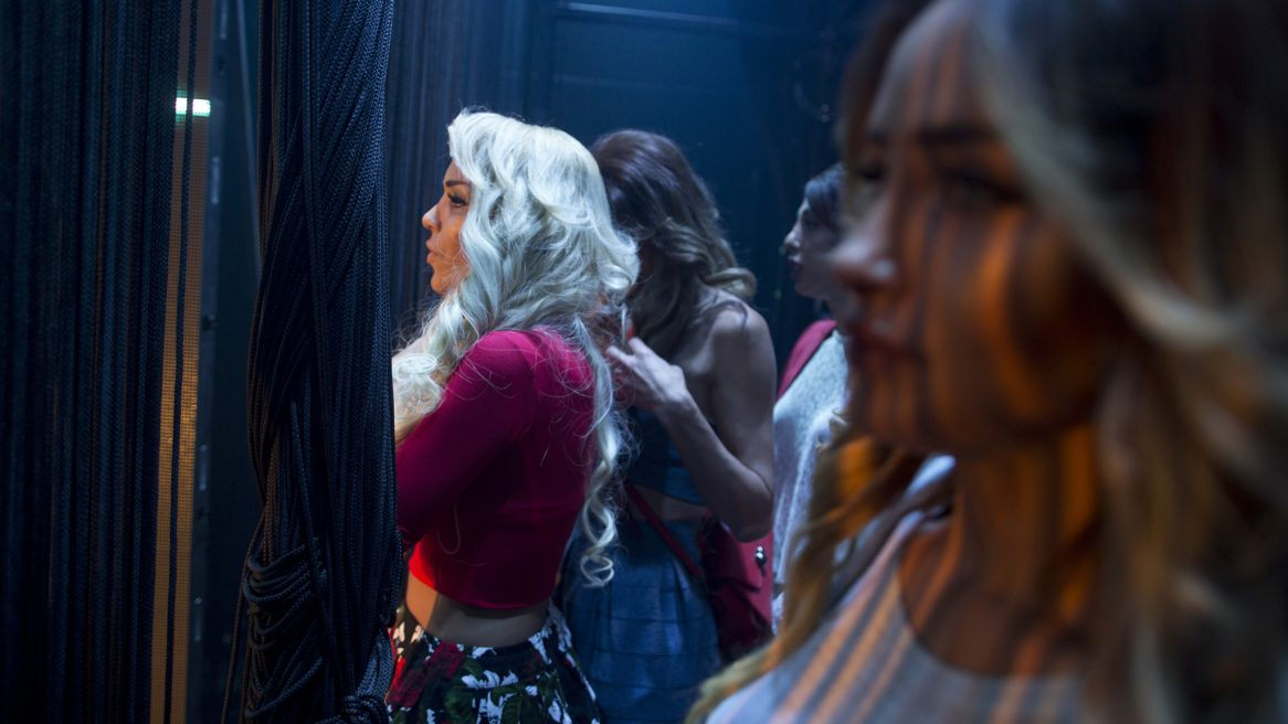 The first Miss Trans Israel beauty pageant