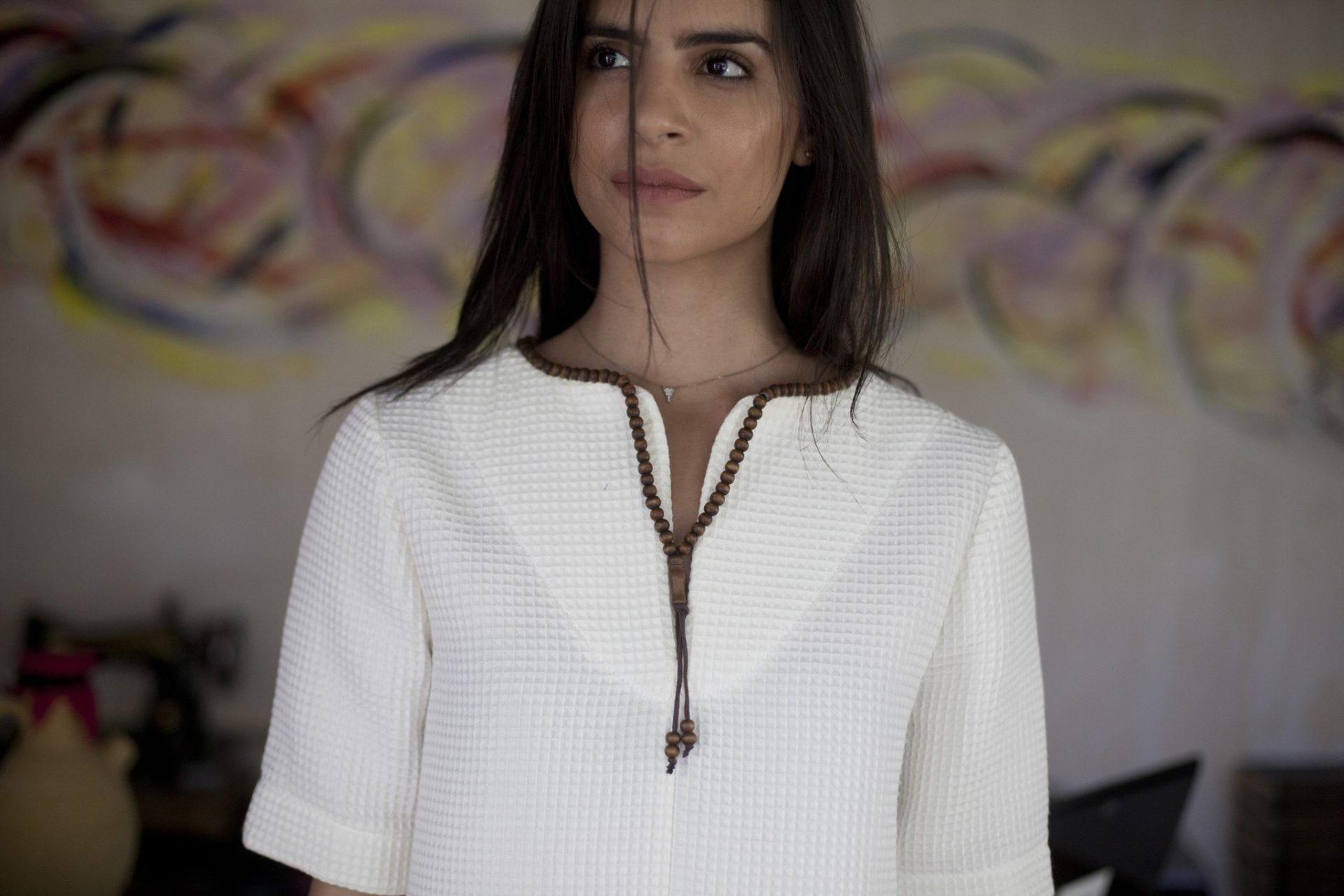 Arab Israeli Fashion Design