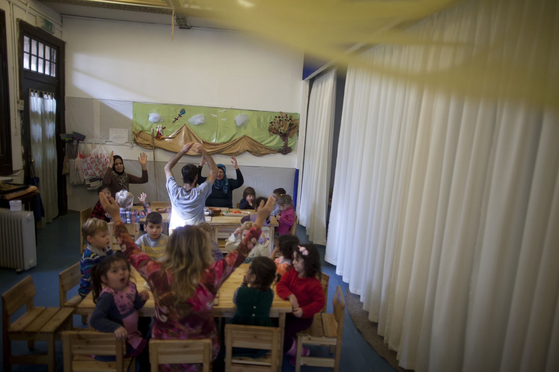 YMCA Kindergarten In Jerusalem