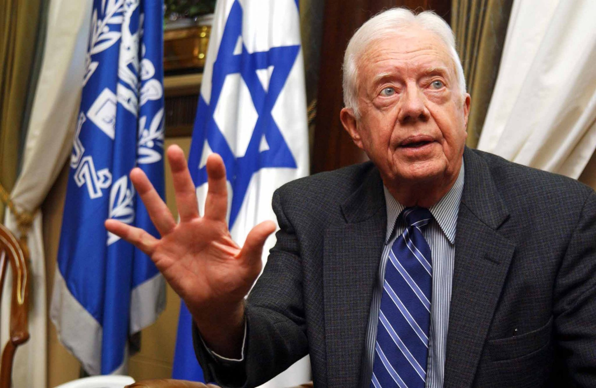 Jimmy Carter 2005