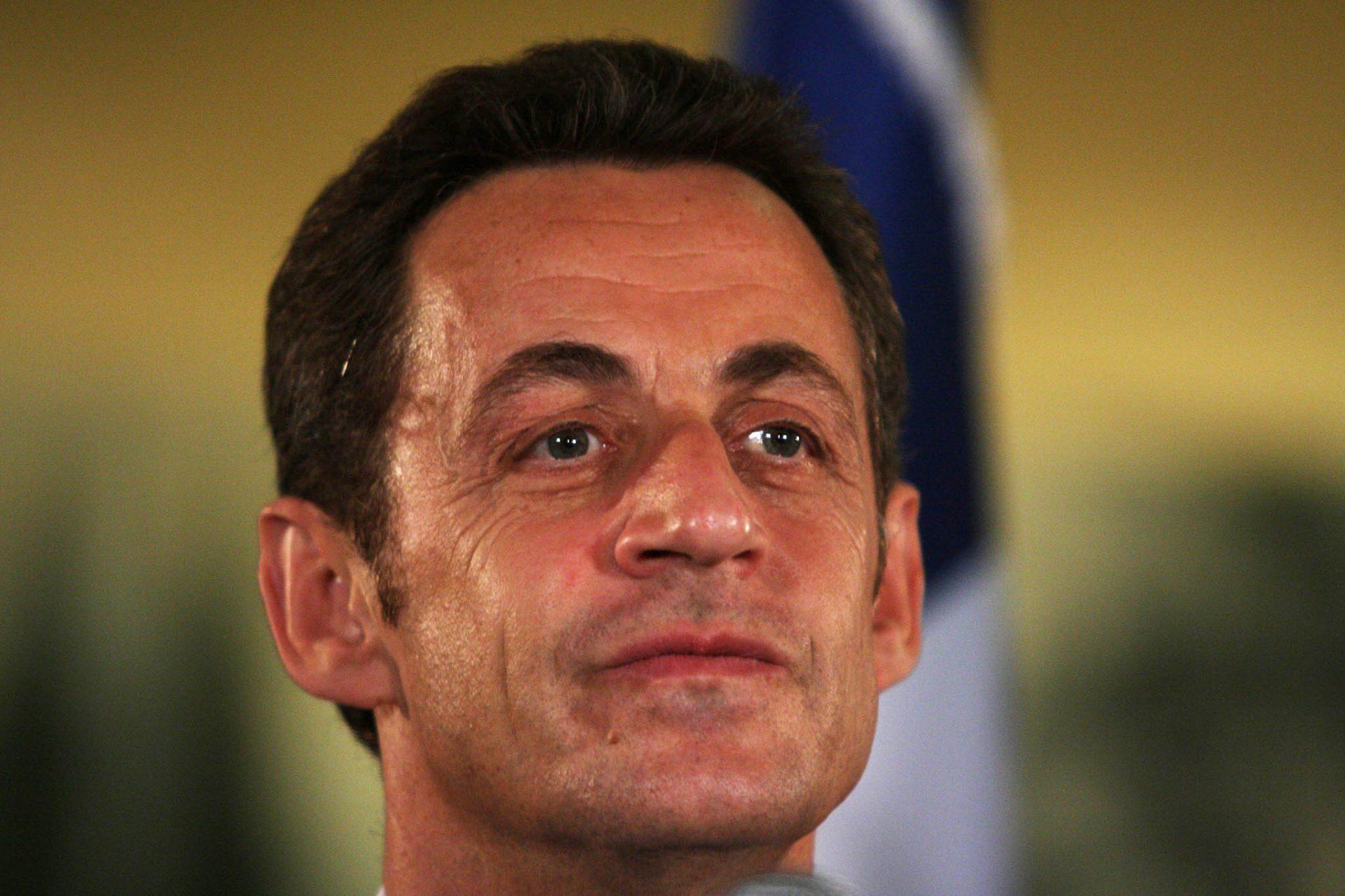 Nicolas Sarkozy 2008