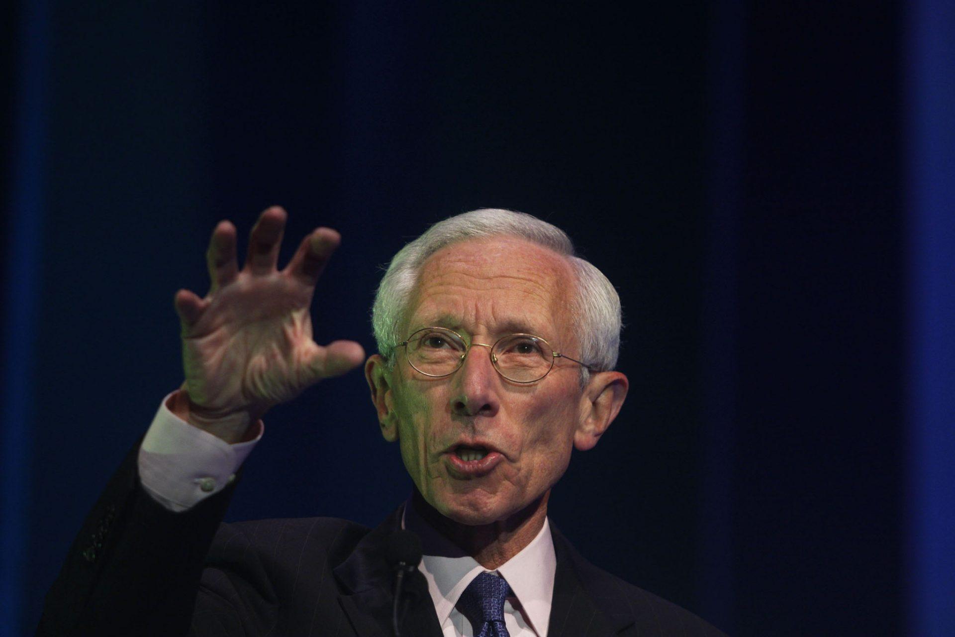 Stanley Fischer 2008