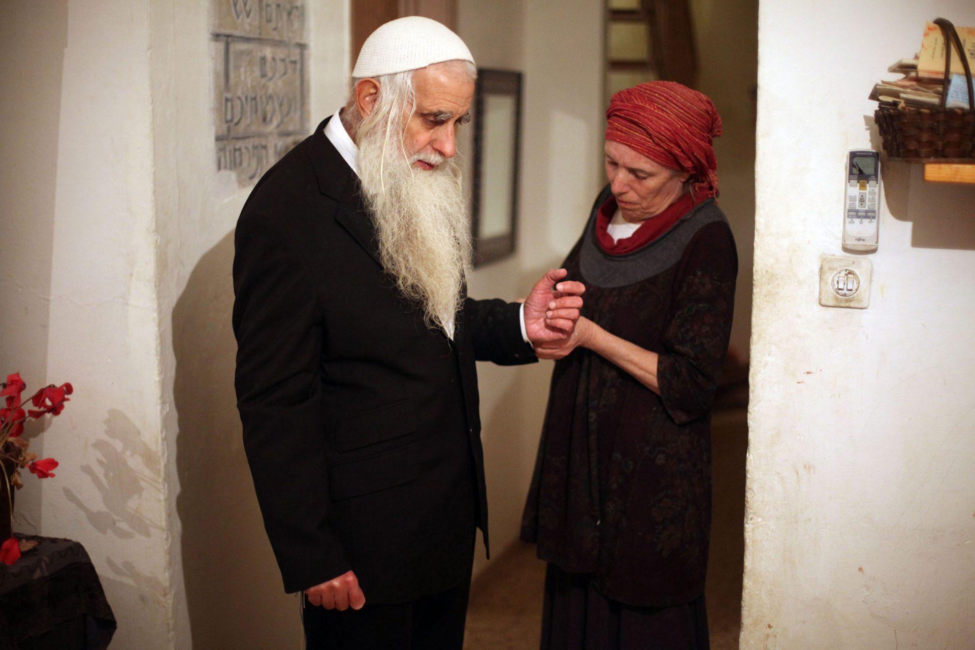 Rabbi Menachem Froman 2011