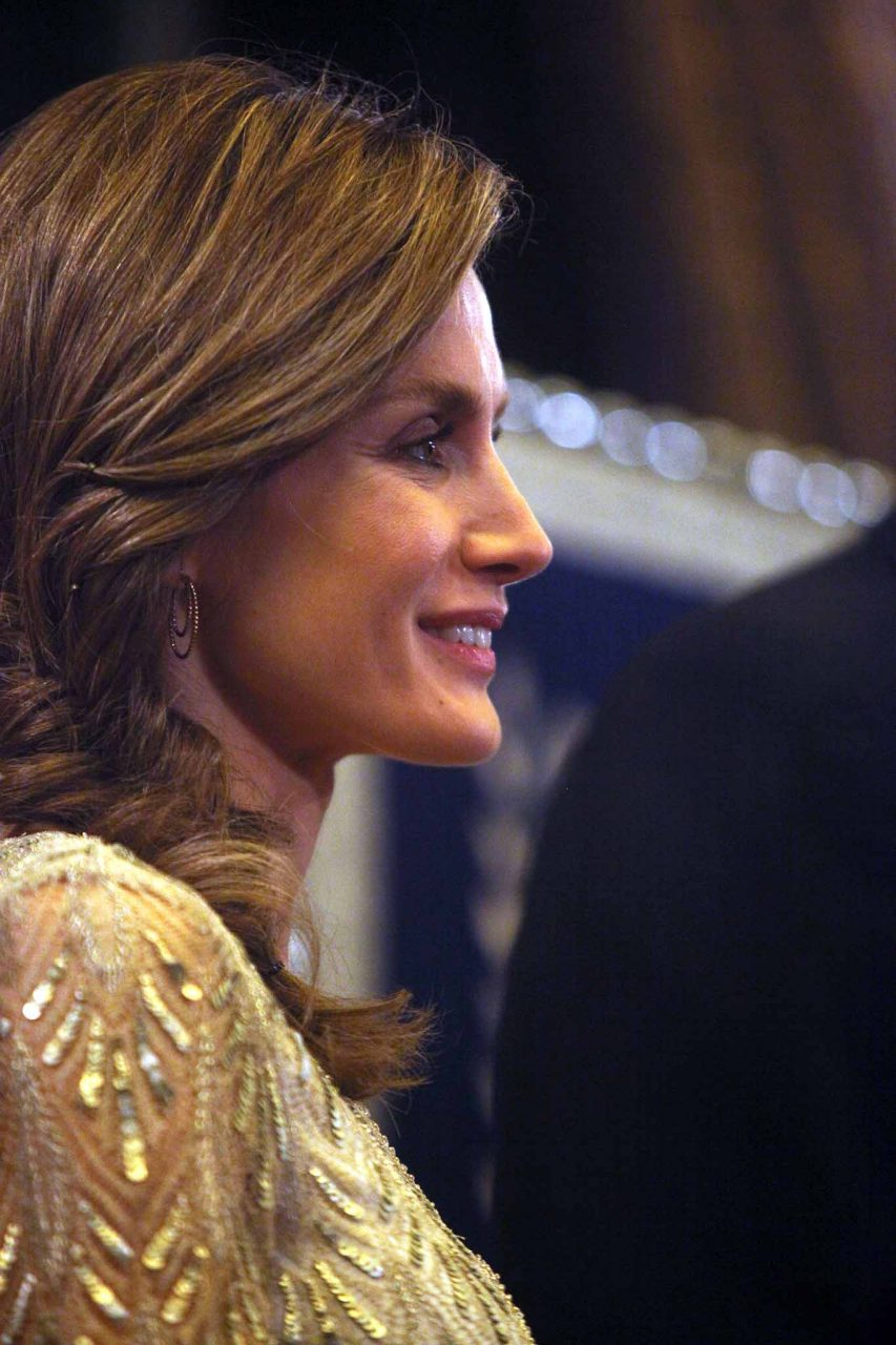 Queen Letizia of Spain 2011