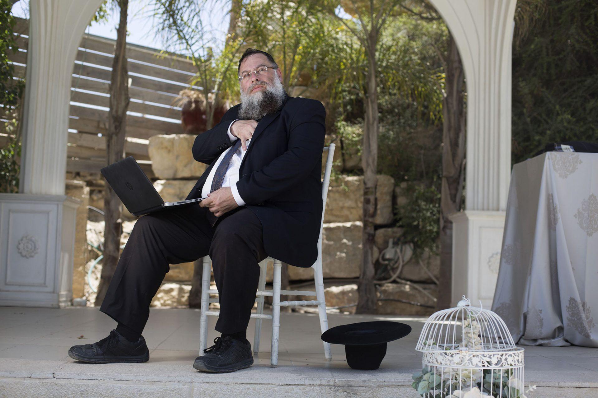 Mordechay Zinger 2017