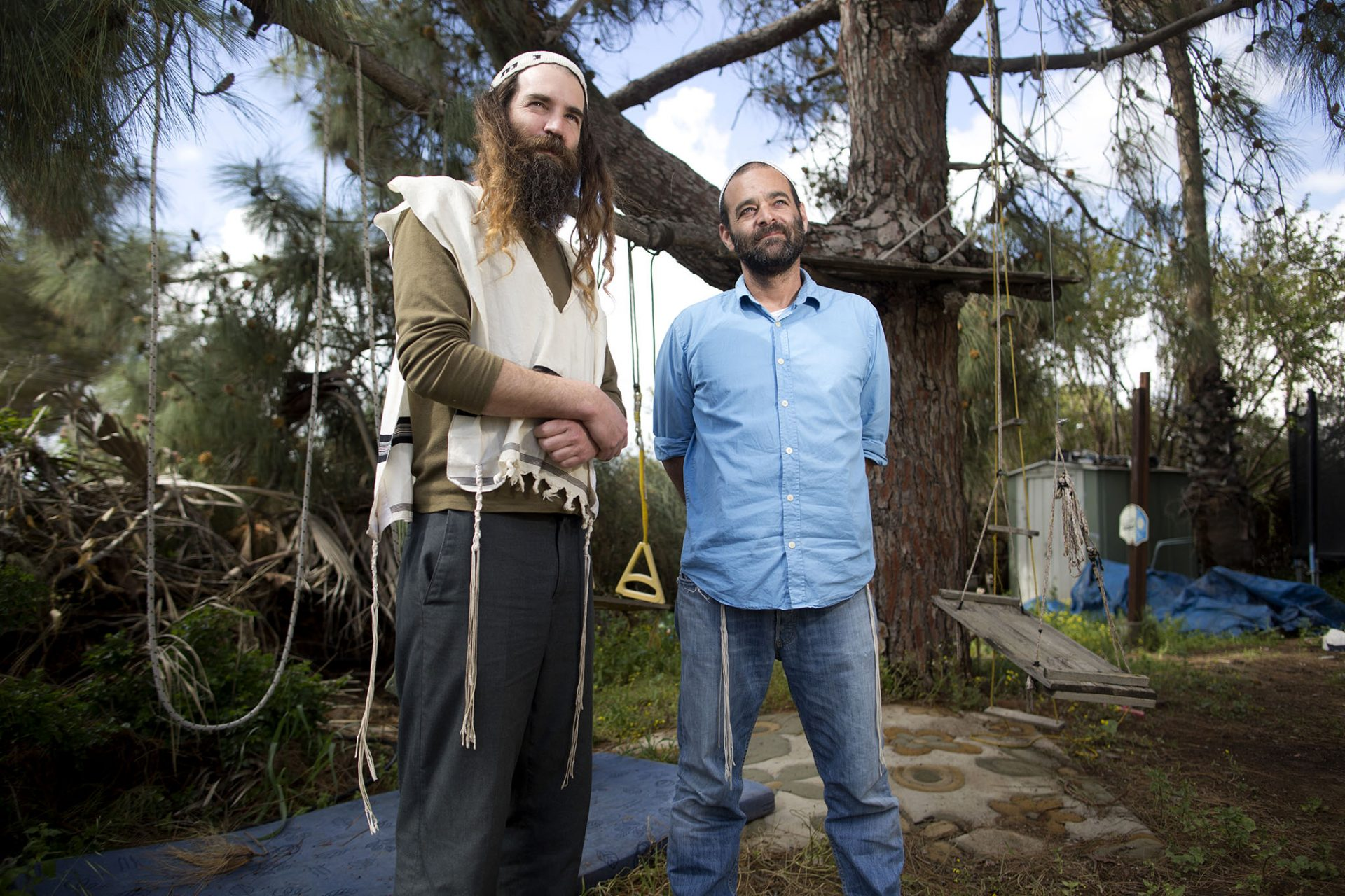 Shahar and Ehud Ariel 2017