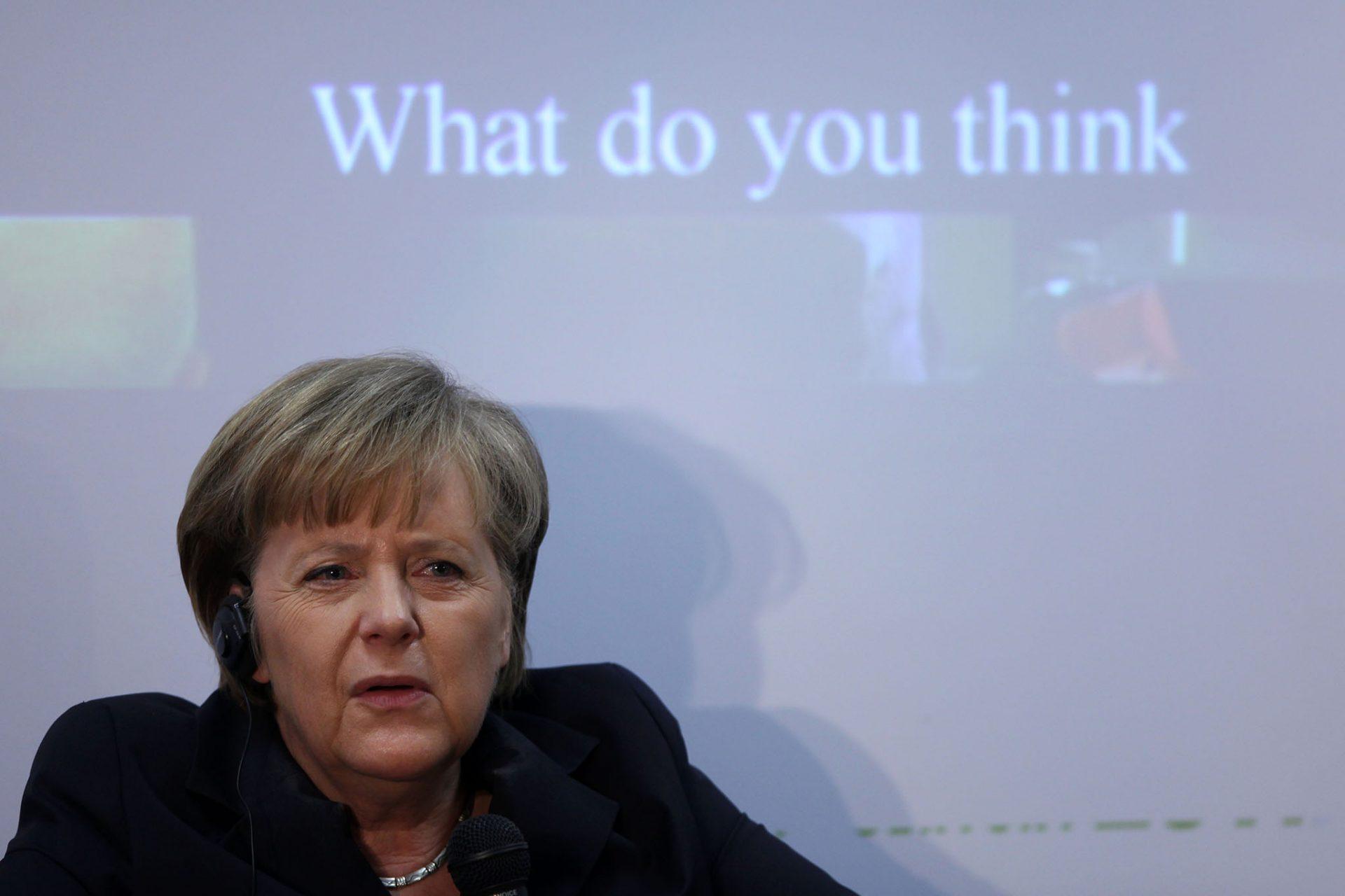 Angela Merkel 2011