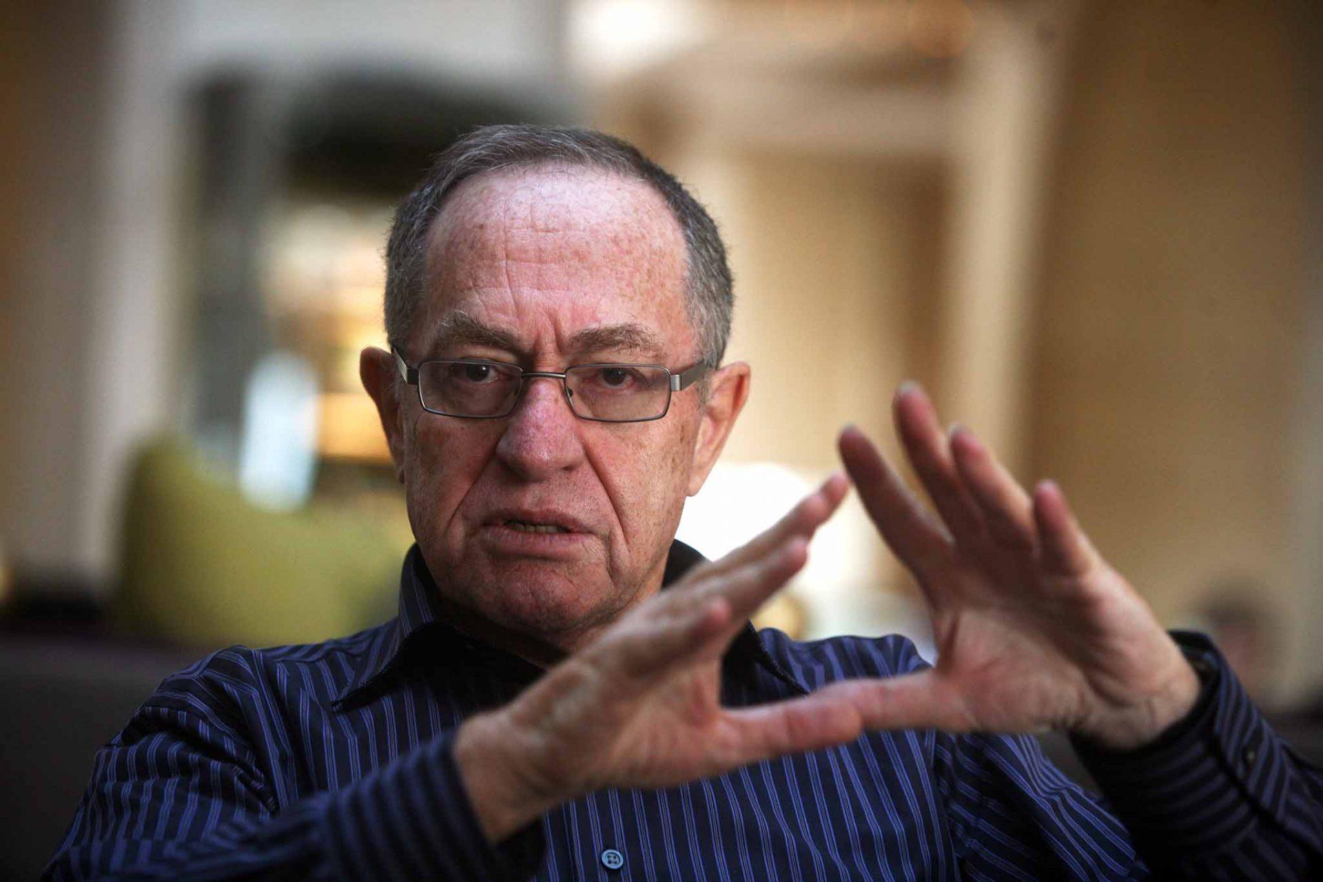 Alan Dershowitz 2010