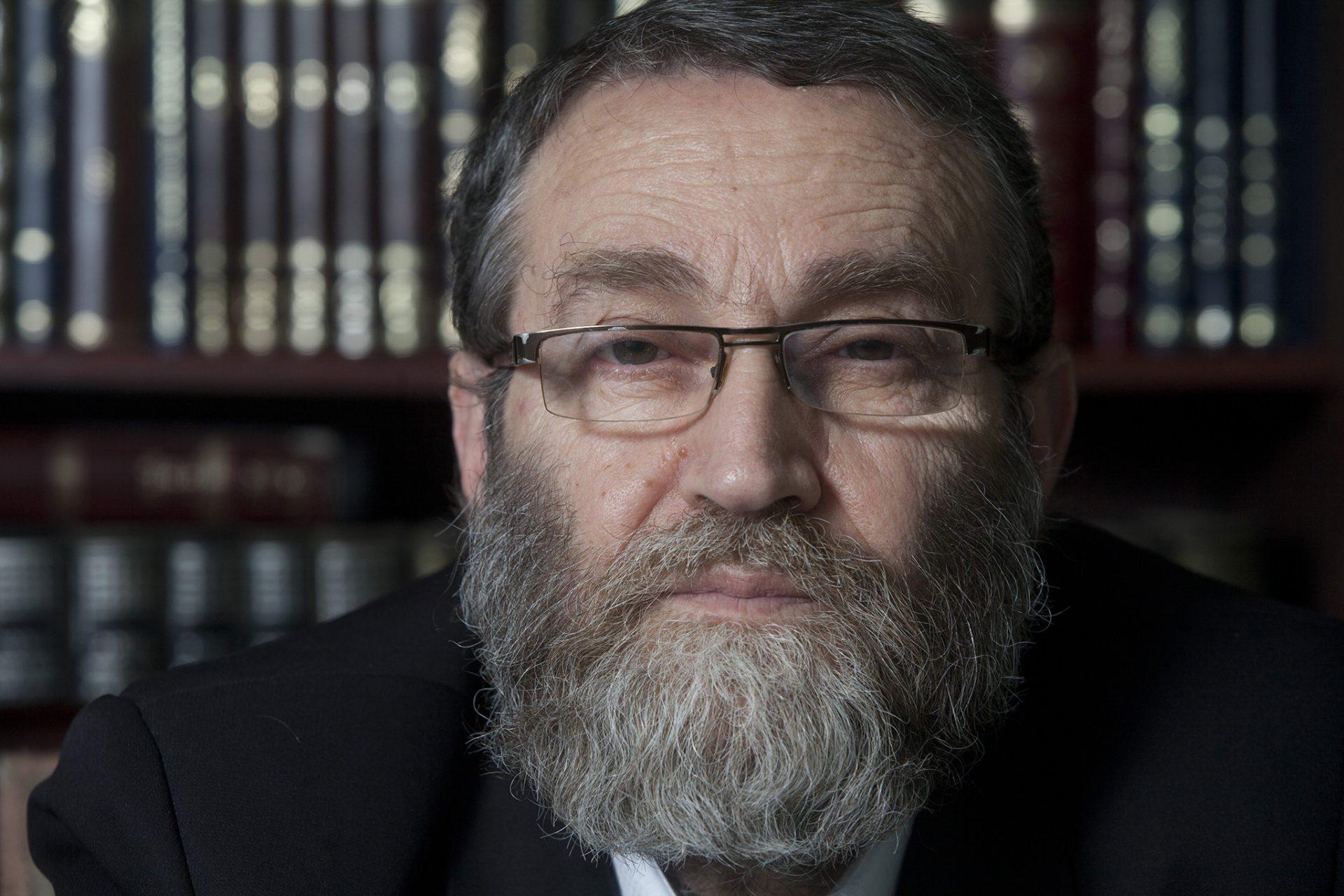 Moshe Gafni 2015